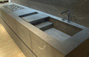Modern Stone kitchens