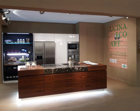 Moderno Ecological Kitchen
