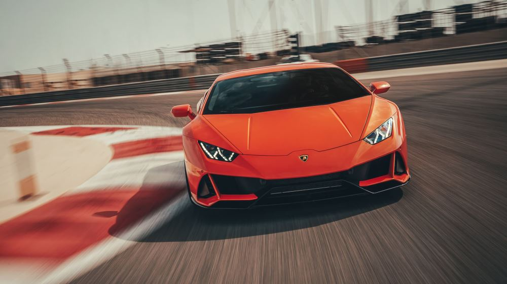Lamborghini Huracán Evo 1
