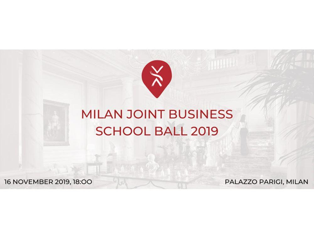 Joint Business School Ball - Palazzo Parigi