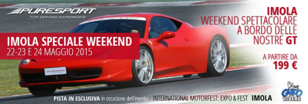 International Motorfest 2015