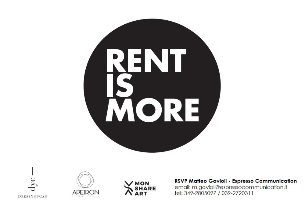 """Rent is More"", a real ""rented lifestyle house"""