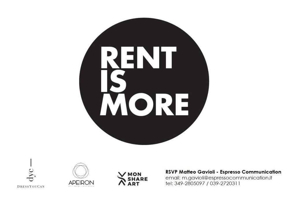 """""""Rent is More"""", una vera e propria """"casa del lifestyle in affitto"""""""