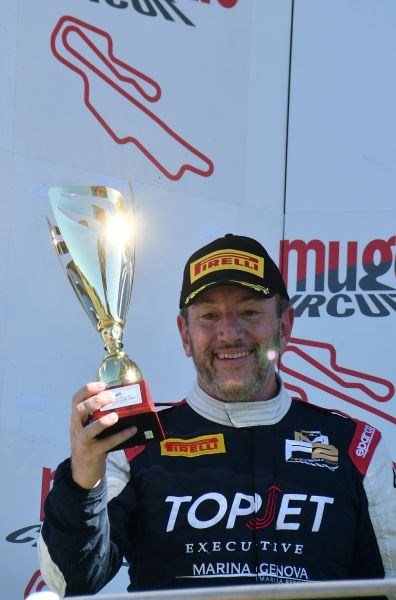 Puresport's triumph in the F2 Trophy 2017 1