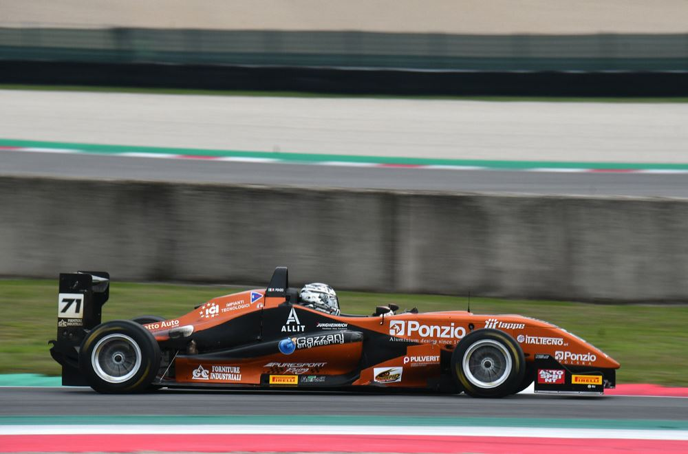 Puresport's triumph in the F2 Trophy 2017 2