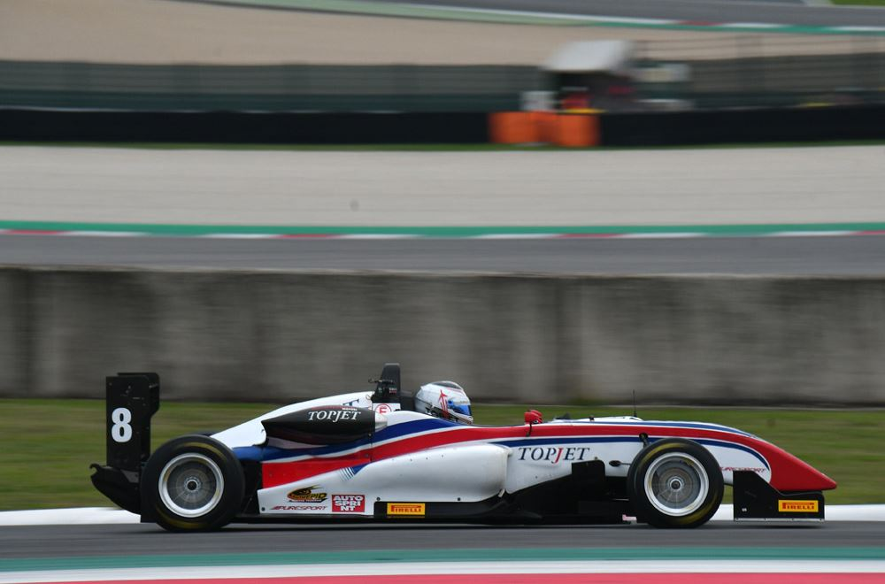 Puresport's triumph in the F2 Trophy 2017 4