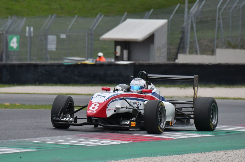 Puresport's triumph in the F2 Trophy 2017 6