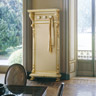 Ballabio Italia Furnishing Accessories ART 835 COAT STAND with lacquer finish and gold leaf trims