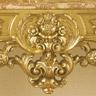 Ballabio Italia Отделка патинированное листовое золото