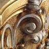 Ballabio Italia Отделка листовое золото и листовое серебро