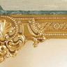 Ballabio Italia Отделка французское листовое золото