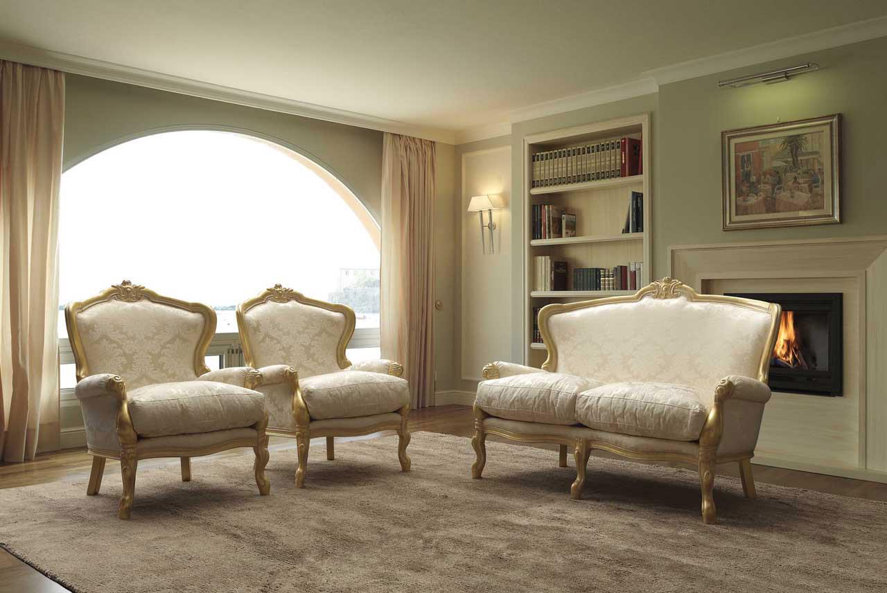 Products salons and sofas ballabio italia s a s for Salotti moderni immagini
