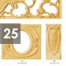 Ballabio Italia декоративные фризы страница 25
