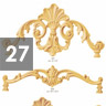 Ballabio Italia декоративные фризы страница 27