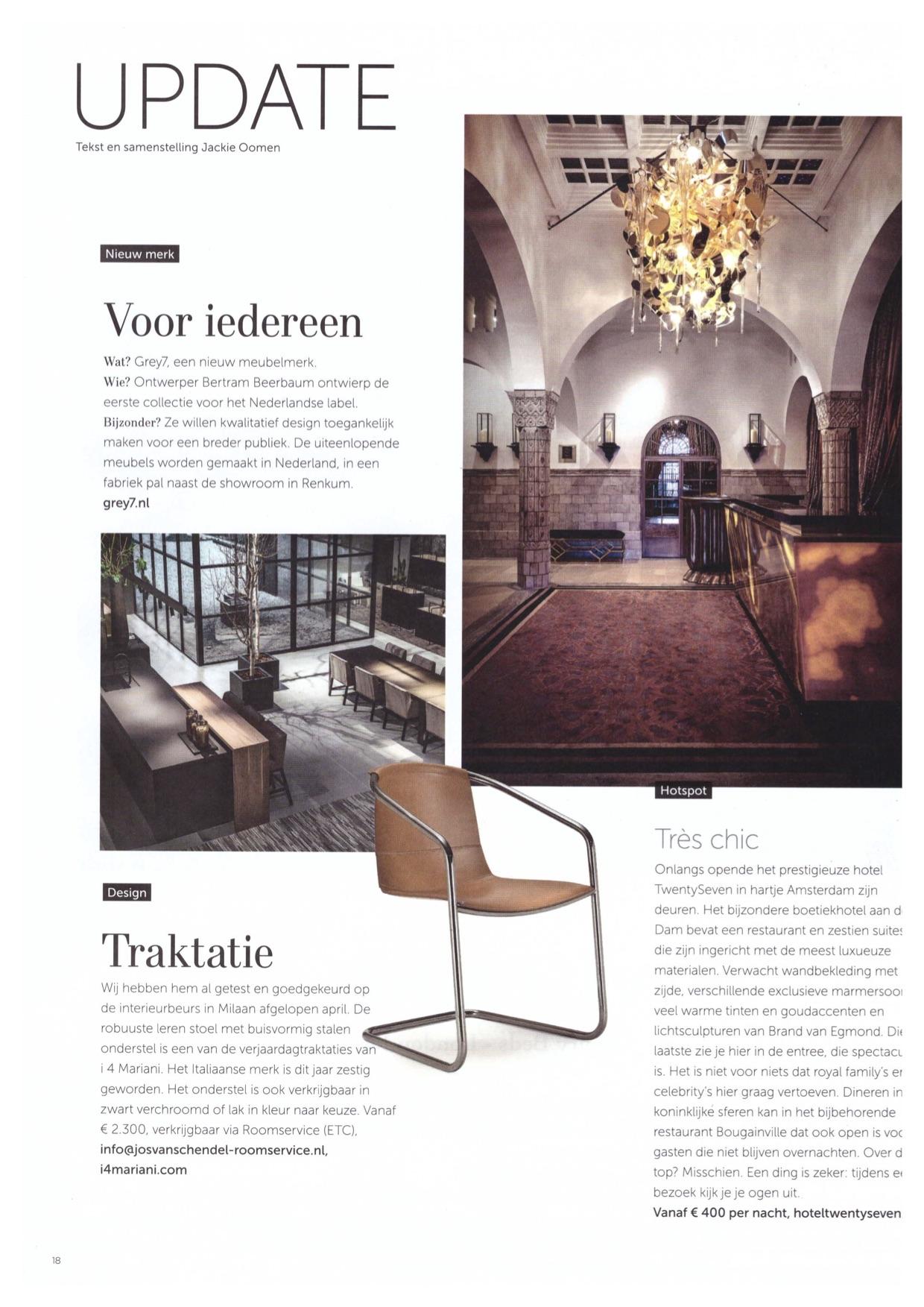 Showroom Meubels Design.Press Area I 4 Mariani S R L