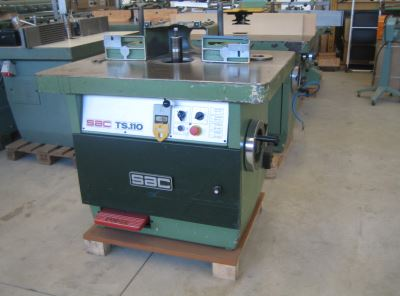 SPINDLE MOULDER SAC SUERI TS 110