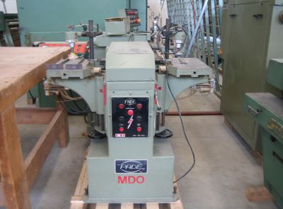 MORTISER machine PADE