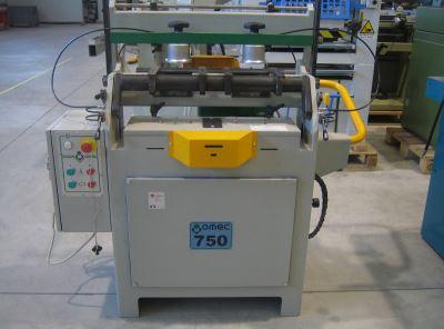 DOVETAILING machine OMEC 750 I